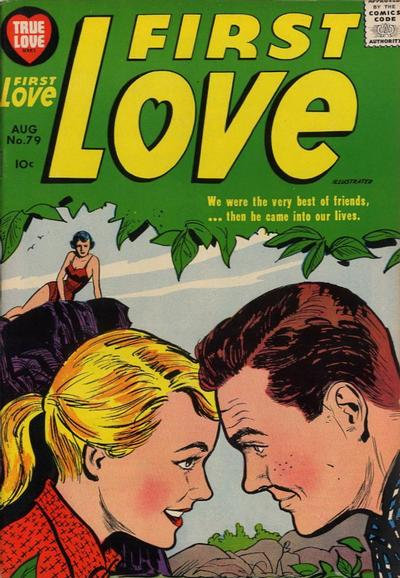 Cover for First Love Illustrated (Harvey, 1949 series) #79