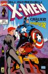 Cover for Gli Incredibili X-Men (Edizioni Star Comics, 1990 series) #45