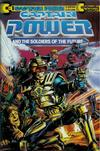 Cover for Captain Power and the Soldiers of the Future (Continuity, 1988 series) #1 [Direct Edition]