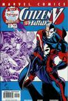 Cover for Citizen V and the V-Battalion (Marvel, 2001 series) #2 [Direct Edition]