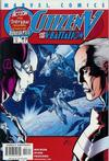 Cover for Citizen V and the V-Battalion (Marvel, 2001 series) #3 [Direct Edition]