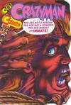 Cover for Crazyman (Continuity, 1993 series) #1
