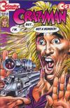 Cover for Crazyman (Continuity, 1993 series) #2