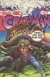 Cover for Crazyman (Continuity, 1993 series) #3