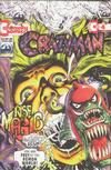 Cover for Crazyman (Continuity, 1993 series) #4