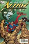 Cover Thumbnail for Action Comics (1938 series) #832 [Direct Sales]