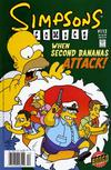 Cover for Simpsons Comics (Bongo, 1993 series) #112