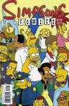 Cover for Simpsons Comics (Bongo, 1993 series) #114