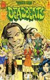 Cover for Deadbeats (Claypool Comics, 1993 series) #9