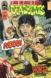 Cover for Deadbeats (Claypool Comics, 1993 series) #10