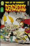 Cover for Deadbeats (Claypool Comics, 1993 series) #12