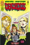 Cover for Deadbeats (Claypool Comics, 1993 series) #17