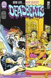 Cover for Deadbeats (Claypool Comics, 1993 series) #18
