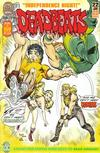 Cover for Deadbeats (Claypool Comics, 1993 series) #22