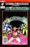 Cover for Ghostbusters II (Now, 1989 series) #2