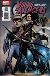 Cover for Young Avengers (Marvel, 2005 series) #10