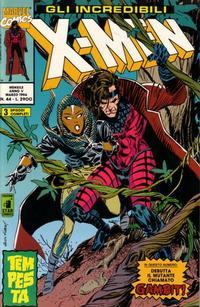 Cover Thumbnail for Gli Incredibili X-Men (Edizioni Star Comics, 1990 series) #44