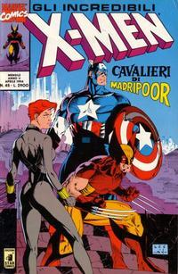 Cover Thumbnail for Gli Incredibili X-Men (Edizioni Star Comics, 1990 series) #45