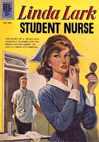 Cover Thumbnail for Linda Lark Student Nurse (Dell, 1961 series) #1