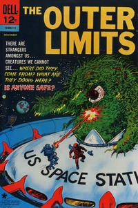 Cover Thumbnail for The Outer Limits (Dell, 1964 series) #16
