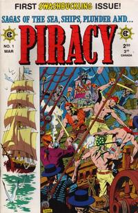 Cover Thumbnail for Piracy (Gemstone, 1998 series) #1