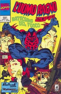 Cover Thumbnail for L'Uomo Ragno 2099 (Edizioni Star Comics, 1993 series) #2