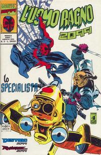 Cover for L'Uomo Ragno 2099 (Edizioni Star Comics, 1993 series) #3