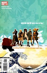 Cover Thumbnail for Nextwave: Agents of H.A.T.E. (Marvel, 2006 series) #1
