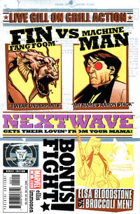 Cover Thumbnail for Nextwave: Agents of H.A.T.E. (Marvel, 2006 series) #2