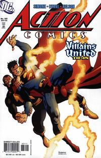 Cover Thumbnail for Action Comics (DC, 1938 series) #831 [Direct Sales]