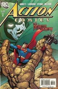 Cover Thumbnail for Action Comics (DC, 1938 series) #832 [Direct Sales]