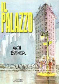 Cover Thumbnail for Il palazzo (Editrice PuntoZero, 2000 series)