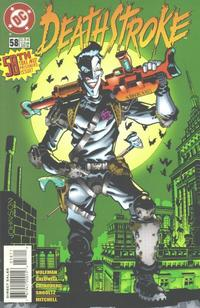 Cover Thumbnail for Deathstroke (DC, 1995 series) #58