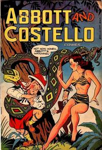 Cover Thumbnail for Abbott & Costello (Publications Services Limited, 1948 series) #3