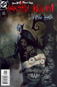 Cover Thumbnail for Arkham Asylum: Living Hell (DC, 2003 series) #1