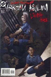 Cover Thumbnail for Arkham Asylum: Living Hell (DC, 2003 series) #2
