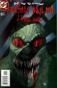 Cover Thumbnail for Arkham Asylum: Living Hell (DC, 2003 series) #4