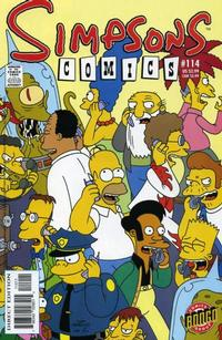 Cover Thumbnail for Simpsons Comics (Bongo, 1993 series) #114