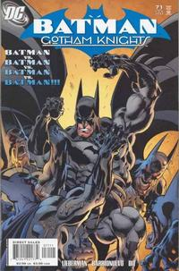 Cover Thumbnail for Batman: Gotham Knights (DC, 2000 series) #71 [Direct]