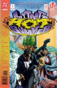 Cover Thumbnail for The Long, Hot Summer (DC, 1995 series) #2