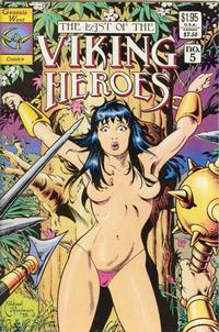 Cover Thumbnail for The Last of the Viking Heroes (Genesis West, 1987 series) #5