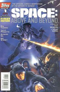 Cover Thumbnail for Space: Above and Beyond (Topps, 1996 series) #1