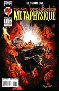 Cover Thumbnail for Metaphysique (Malibu, 1995 series) #1