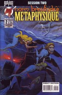 Cover Thumbnail for Metaphysique (Malibu, 1995 series) #2