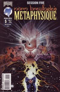Cover Thumbnail for Metaphysique (Malibu, 1995 series) #5