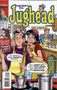 Cover Thumbnail for Archie's Pal Jughead Comics (Archie, 1993 series) #170