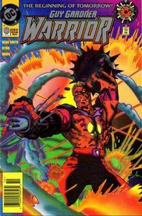 Cover Thumbnail for Guy Gardner: Warrior (DC, 1994 series) #0