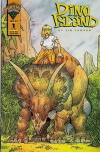 Cover Thumbnail for Dino Island (Mirage, 1993 series) #1