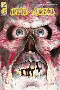Cover Thumbnail for Deadworld (Arrow, 1986 series) #4