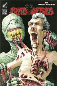 Cover Thumbnail for Deadworld (Arrow, 1986 series) #5 [Graphic Variant]
